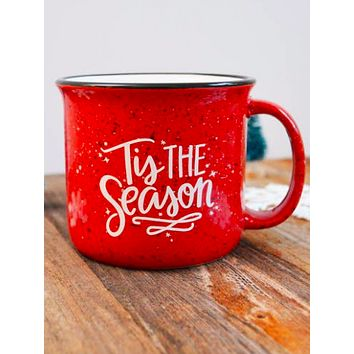 Warm Wishes Mug