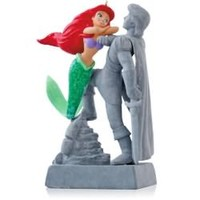 2014 Disney - The Little Mermaid - 25th Anniversary Ornament