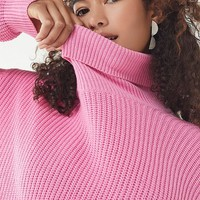 UO Pullover Turtleneck Sweater | Urban Outfitters