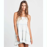 Billabong Women's Day Wanderer Dress Chambray