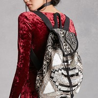 Alex And Max Sequined Backpack