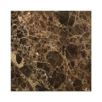 12 X 12 Emperador Dark Marble Polished Field Tile