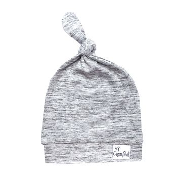 Top Knot Hat - Asher
