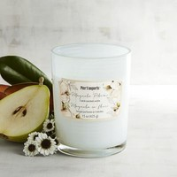 Magnolia Blooms Filled Jar Candle