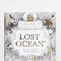 Lost Ocean Colouring Book