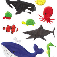 Sea Babies Stickers