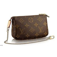 Louis Vuitton Monogram Canvas Mini Pochette Accessoires M58009 tote bag