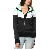 Empyre Insignia Color Block Tech Fleece Jacket