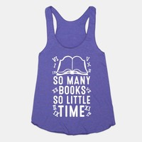 So Many Books. So Little Time
