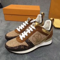 Louis Vuitton Lv Run Away Sneakers Reference #10727
