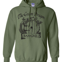 The Green Dragon Bar and Grill, Hobbit Parody Hoodie