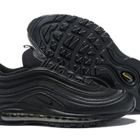 Nike Air Max 97 Black Running Shoes Size 40-46-1