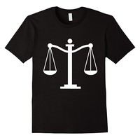 Judges Justice Scale Shirt Gift For Lawyer