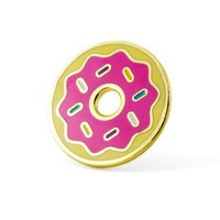 These Are Things Pin - Donut