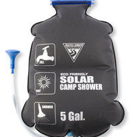 Solar Camp Shower, 5-Gallon: Pack Towels and Personal Hygiene | Free Shipping at L.L.Bean