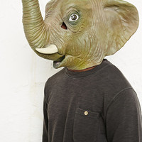 Elephant Mask - Urban Outfitters