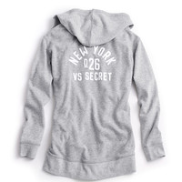Oversized Zip Hoodie - Fleece - Victoria's Secret