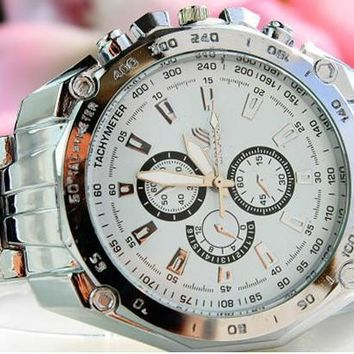 Awesome Stylish Alloy Fashion Men Watch = 5861587713