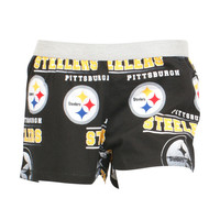 Pittsburgh Steelers Fusion Knit Shorts