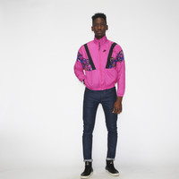 1990s Vintage Nike Pink Windbreaker Jacket – Vanguard Vintage Clothing