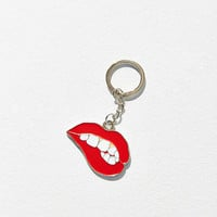 VERAMEAT Love Bite Keychain | Urban Outfitters