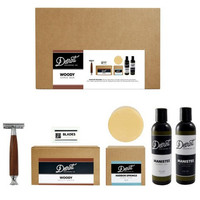 THE WOODY SHAVE SET