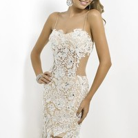 Mermaid Gown by Blush by Alexia
