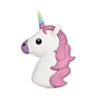 Unicorn Power Bank Phone Charger 2600mAh