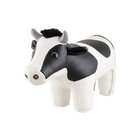Holstein Cow Book Ends