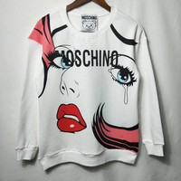 Moschino Womens Sweatshirt