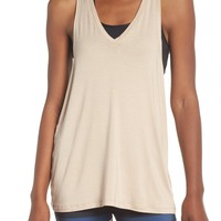 Beyond Yoga Twisted Racerback Tank | Nordstrom
