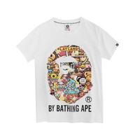 Cheap Women's and men's aape t shirt for sale 501965868-059