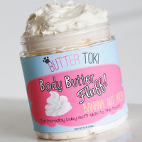Black Raspberry Vanilla Whipped Body Butter 8oz