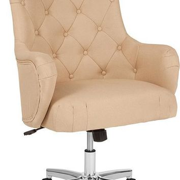 Chambord Home and Office Upholstered High Back Chair