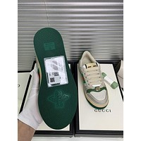 Gucci Men Fashion Boots fashionable Casual leather Breathable Sneakers Running Shoes-774