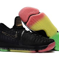 2017 nike zoom kd 9 kevin durant men s colorful basketball shoes