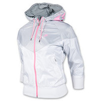 Women's Nike Windrunner Hooded Jacket