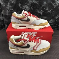 Nike Air Max 1 Inside Out Club Gold Black Sneaker - Best Deal Online