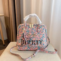 Gucci Horsebit 1955 flower top handle bag