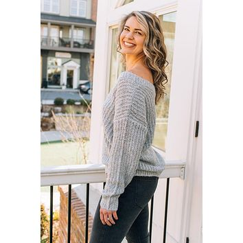 Crazy for You Sweater