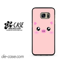Pig Face DEAL-8612 Samsung Phonecase Cover For Samsung Galaxy S7 / S7 Edge