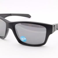 NEW Oakley Jupiter Squared 9135-09 Polarized Sports Surfing Cycling Sunglasses