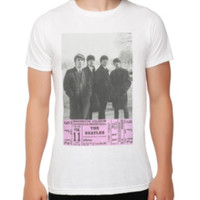 The Beatles Ticket Stub T-Shirt