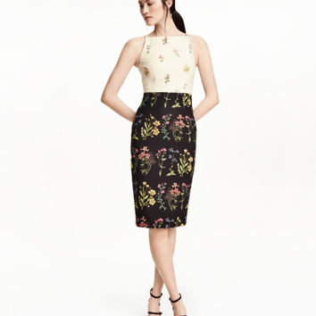 Floral Dress - from H&M