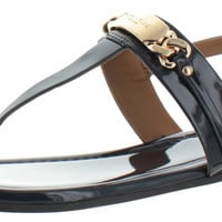 Coach Caterine Women's Leather Thong Sandals
