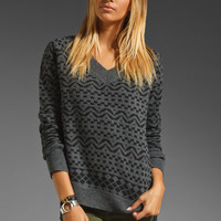 Funktional Tucker Sweater in Grey/Black from REVOLVEclothing.com