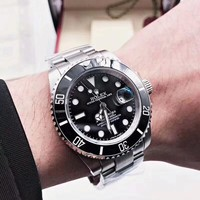 HCXX R002 Rolex Submariner Superlatve Chronometer Officially Certified Mechanical Watches Black 2