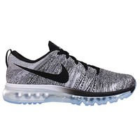 Nike Flyknit Max Sz 10.5 Mens Running Shoes White New In Box