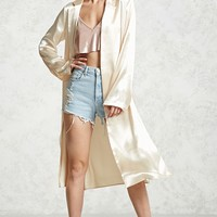 Contemporary Duster Jacket