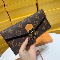 Louis Vuitton LV Monogram Wallet